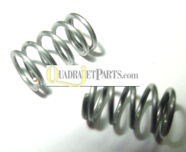 Springs for Idle Mixture Screws