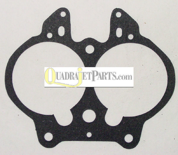 Throttle Body Gasket, Rochester 2G (Large Bore) OEM # 7015106