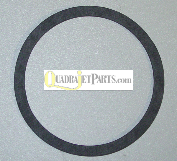 "Air Cleaner Gasket - 2.64"" ID"