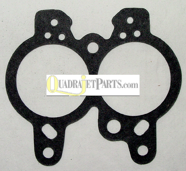 Throttle Body Gasket, Rochester 2G (Small Bore) OEM # 7013881