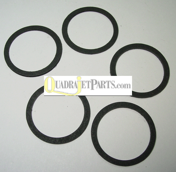 "7/8"" Inlet Fitting Gaskets, 5 pack"