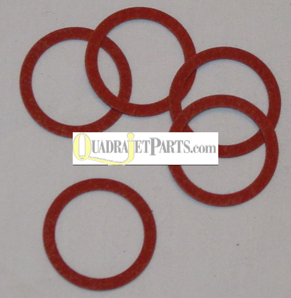 "5/8"" Inlet Fitting Gaskets, 5 pack"