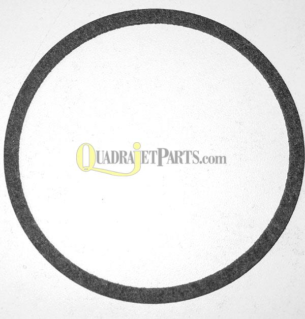"Extra Thick Air Cleaner Gasket - 5 1/4"" diameter"