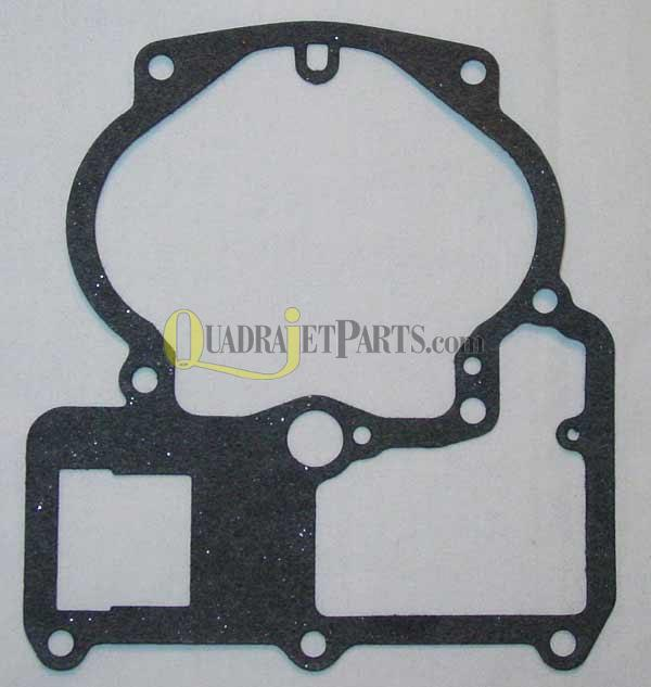 Bowl Cover Gaskets - Rochester 2G, (OEM # 17050409)