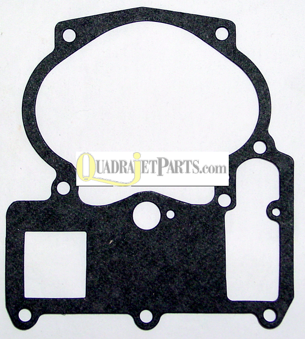 Bowl Cover Gaskets - Rochester 2G, (OEM # 7045671)