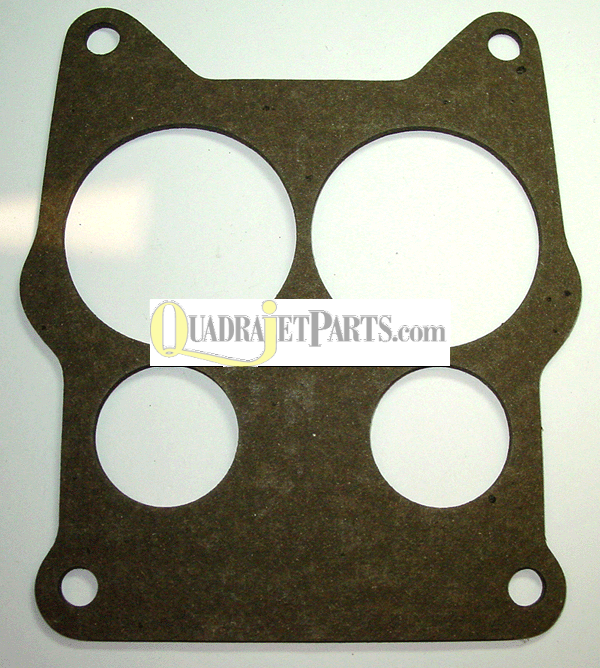 "Quadrajet Base Gasket, .135"" Thick - OEM # 487316, 481200, 9799085"