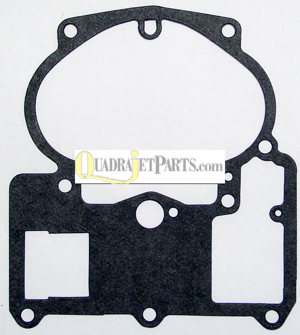 Bowl Cover Gaskets - Rochester 2G, (OEM # 7046488)